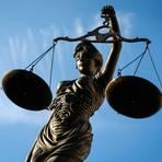 Justitia  Foto: dpa