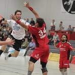 Mathias Konrad (am Ball) ist bei SG Saulheims Handballern ein Schlüsselspieler. Archivfoto: photoagenten/Axel Schmitz