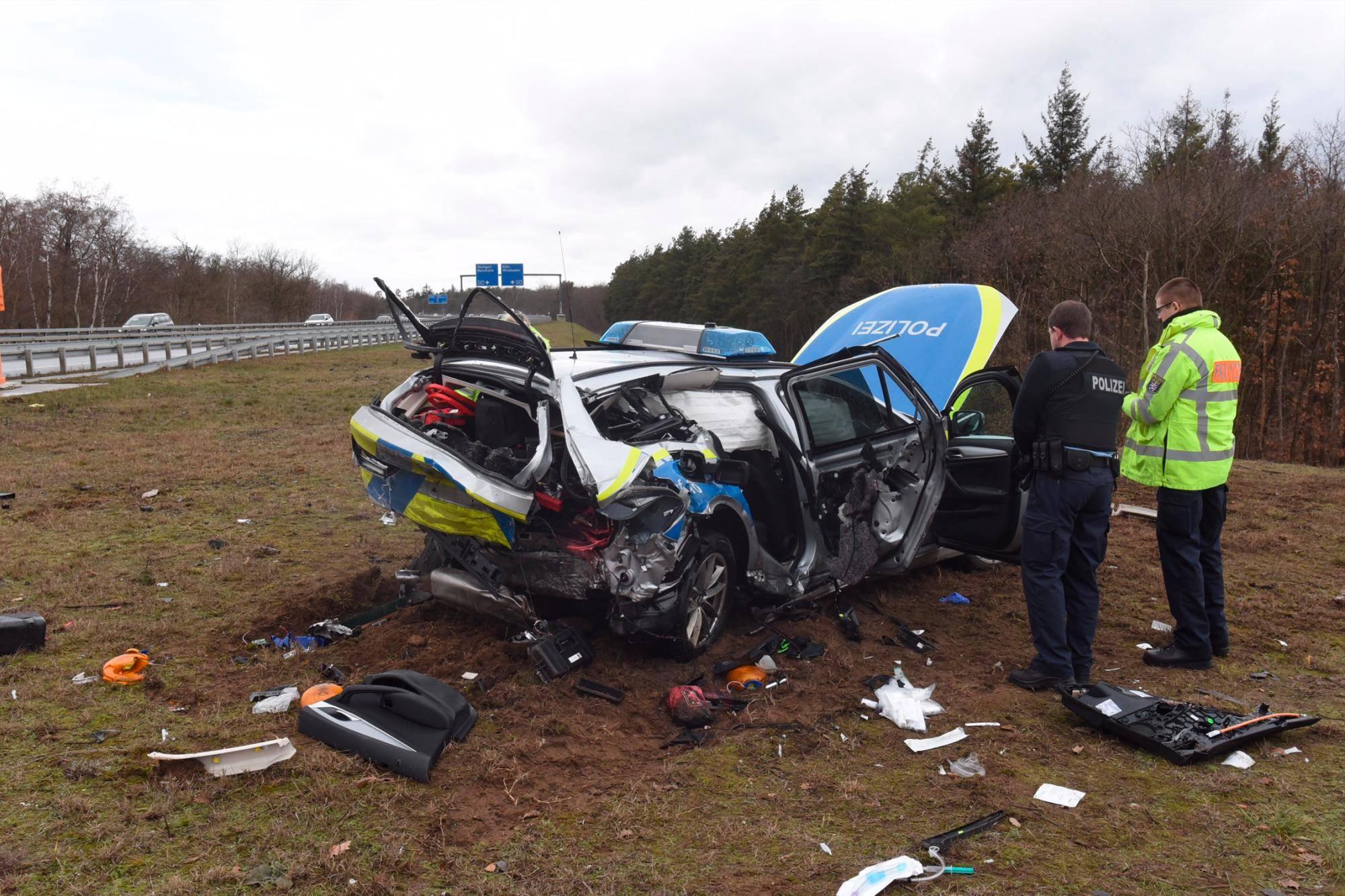 Unfall Höchst Odenwald