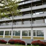 Ein Bild aus alten Tagen: Die Balkone an der Orthopädischen Klinik in Braunfels sind mittlerweile Geschichte. Die Fläche wird genutzt, um die Patientenzimmer zu vergrößern.  Archivfoto: Jenny Berns