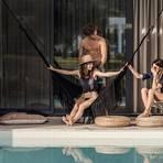 """Das """"Casa Cook Chania"""" auf Kreta ist ein Beispiel für Hotelkonzepte, die ein Zuhause auf Zeit anbieten. Foto: Thomas Cook"""