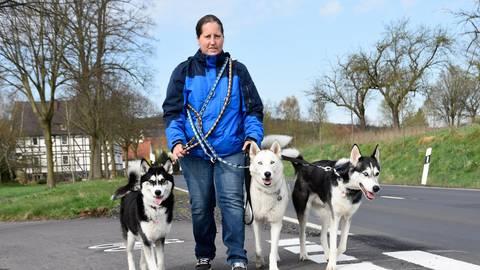 In Grebenau muss eine Neusatzung der Hundesteuer auf den Weg gebracht werden. Foto: Krämer