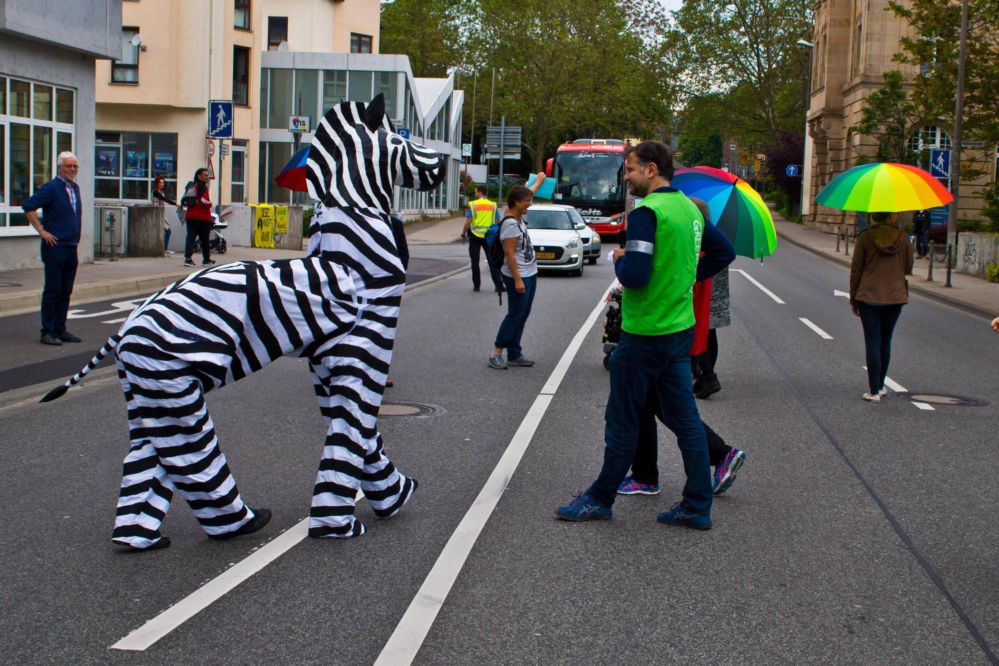 Verkehrsclub Fordert hürdenlose Innenstadt in Bad Kreuznach