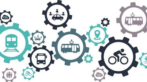 """Um die Mobilität und ihre Perspektiven ging es im """"Projekt Zukunft"""" der VRM in diesem Jahr. Grafik: stock.adobe / jmel - VRM/sv"""