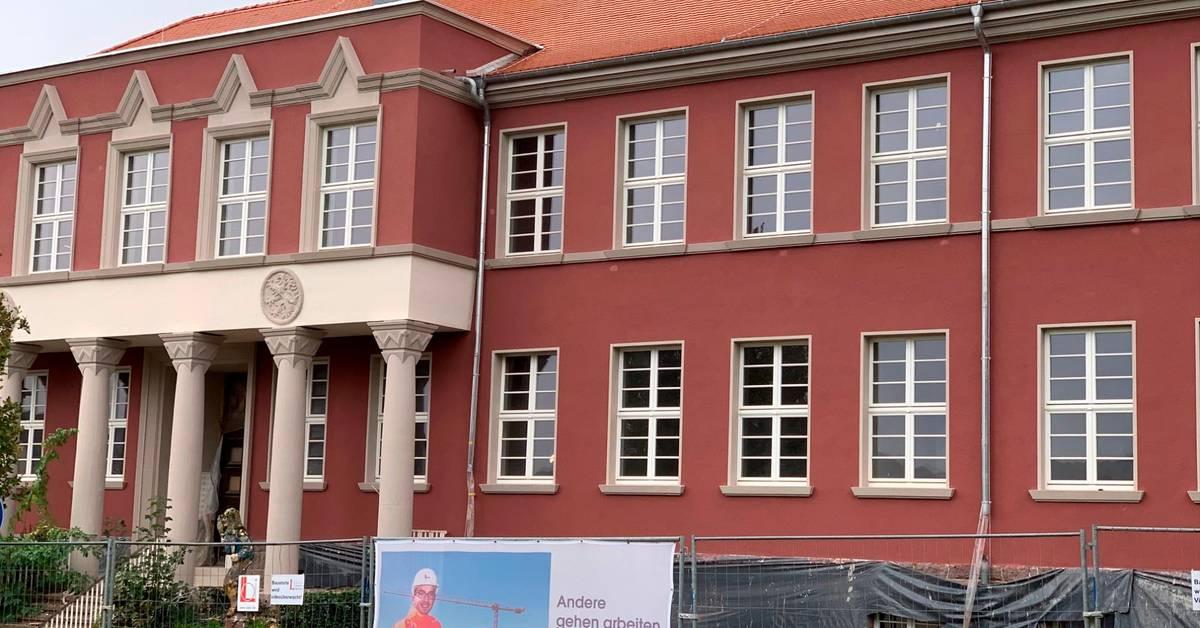 Mit dem Alten Gymnasium in Nidda geht's voran - Kreis-Anzeiger