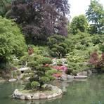 Idylle im Japanischen Garten in Kaiserslautern. Foto: Daniel Holzer