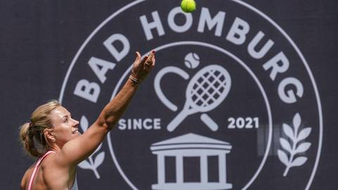 Turnier-Botschafterin Angelique Kerber bekommt bei den Bad Homburg Open weitere starke Konkurrenz. Archivfoto: dpa