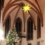 Keinen Gottesdienst wird es dieses Jahr an Heiligabend in der Stadtkirche in Biedenkopf geben. Auch andere Gemeinde sagen geplante Gottesdienste ab. Foto: Kirchengemeinde