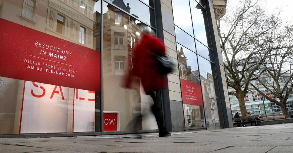 genießen Sie besten Preis Ruf zuerst am besten bewertet neuesten Esprit-Store in Wiesbadener Innenstadt schließt