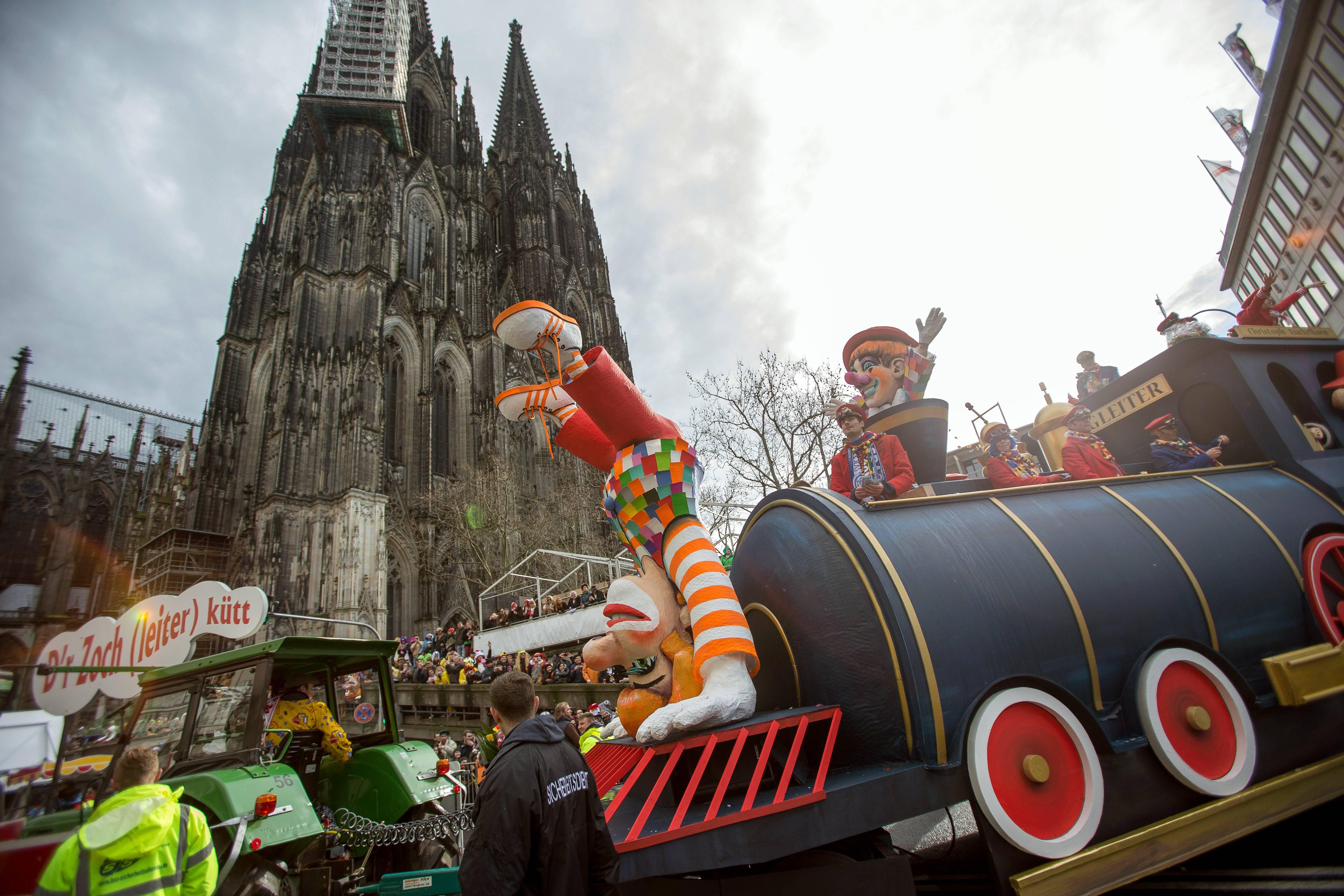 Wann Ist Karneval In Köln