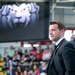 Sportdirektor Franz-David Fritzmeier ist ab sofort auch wieder als Löwen-Trainer in der Verantwortung. Archivfoto: Storch