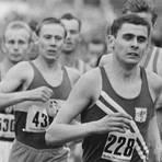 Jürgen May (vorn) bei den DDR-Meisterschaften 1963 in Jena. Archivfoto: BArch, Bild 183-B0831-0012-003 / U. Kohls