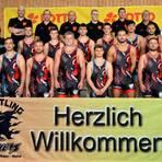 """Herzlich willkommen in der Bundesliga: Die Ringer der WKG """"Wrestling Tigers"""" Untere Nahe. Foto: Heidi Sturm"""