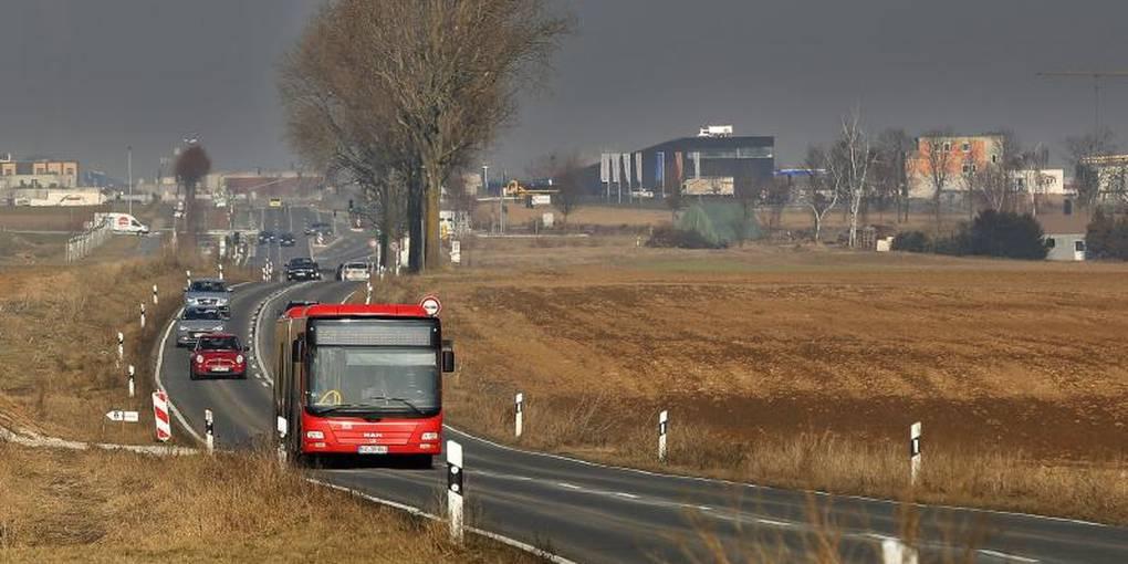 Park And Ride Mainz
