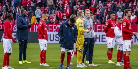 Mainz 05 Gegen Bayern München