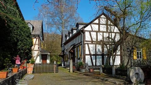 Die Hofener Mühle ist ein 300 Jahre altes denkmalgeschütztes Anwesen. Foto: Kerstin Kaminsky