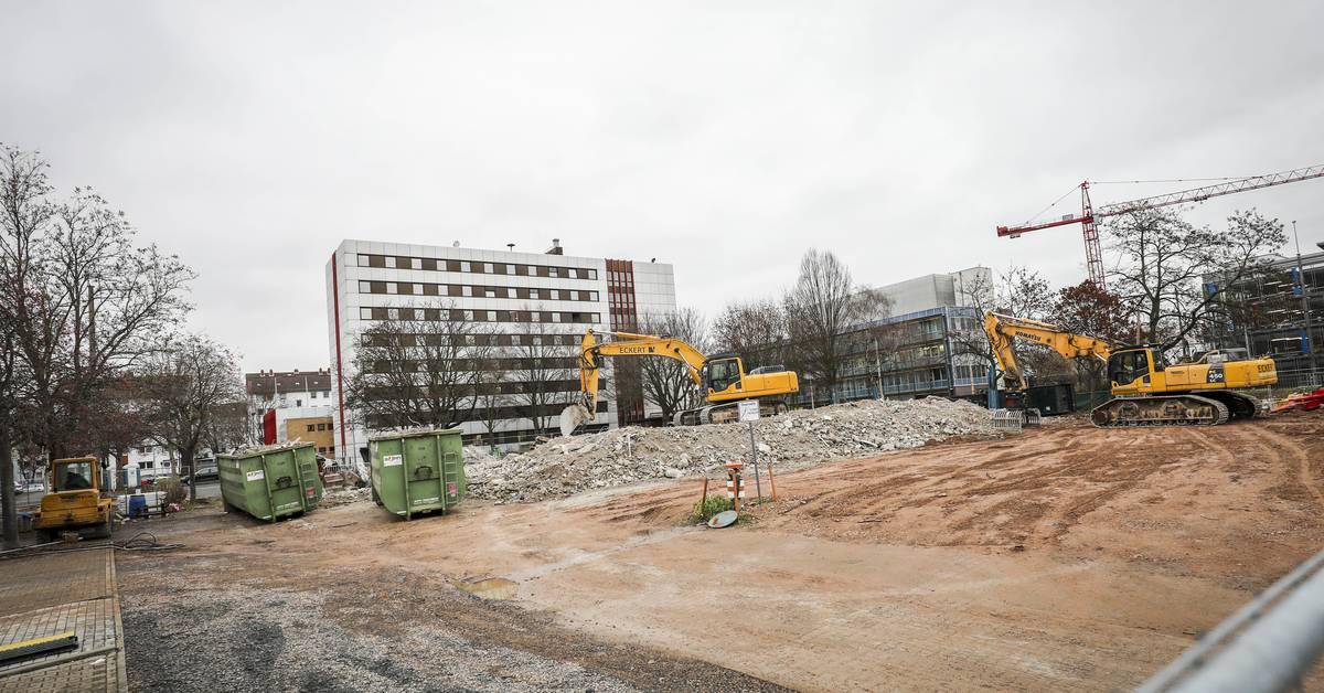 Biontech Startet Im Januar Mit Neubau In Mainz