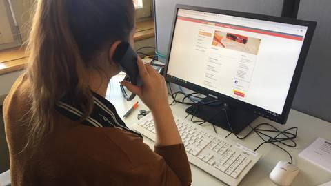 Die Kreisverwaltung Alzey-Worms bietet ein Bürgertelefon für Fragen rund um das Thema Coronavirus an. Foto: Kreisverwaltung Alzey-Worms