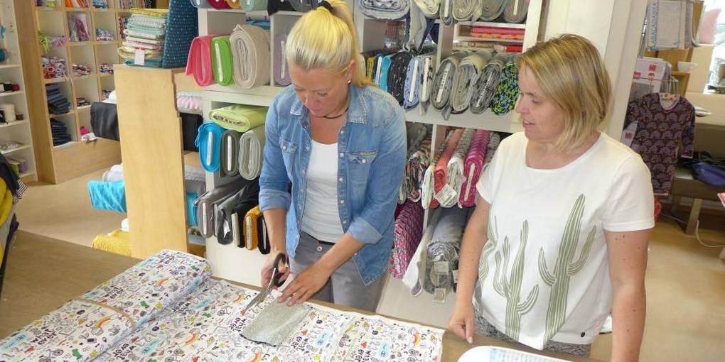 Wiesbadener Laden Little Heroes Verkauft Stoffe Kleidung Und