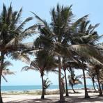 Auf 70 Kilometern hat Gambia Traumstrand am Atlantik zu bieten. Foto: Maike Hessedenz