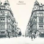 Blick von der Hindenburgstraße in Richtung Frauenlobplatz, hinten links. Foto: Sammlung Michael Bermeitinger