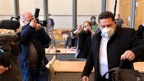 Der SPD-Bundestagsabgeordnete und frühere Oppenheimer Stadtbürgermeister Marcus Held muss sich ab diesem Dienstag vor Gericht verantworten. Foto: Sascha Kopp
