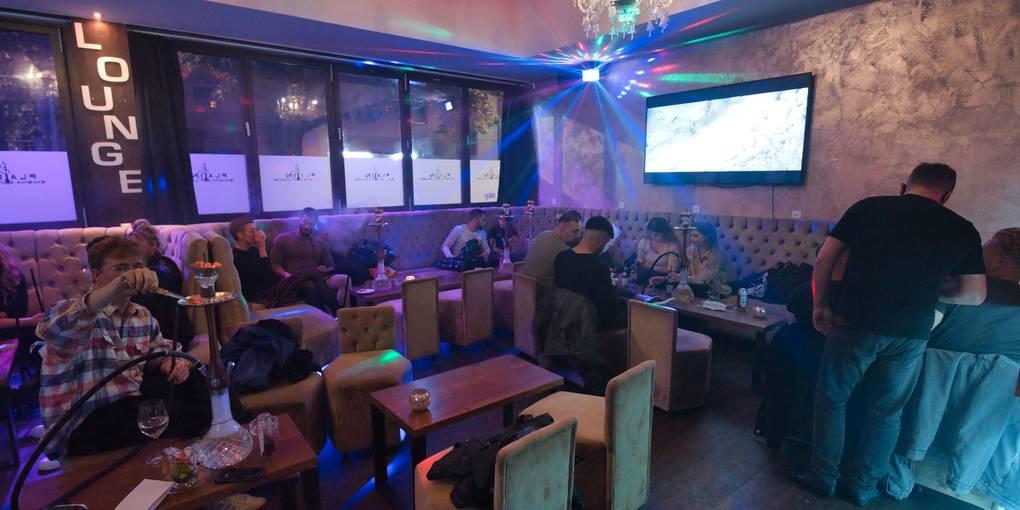 Shisha Bar Hamburg Corona