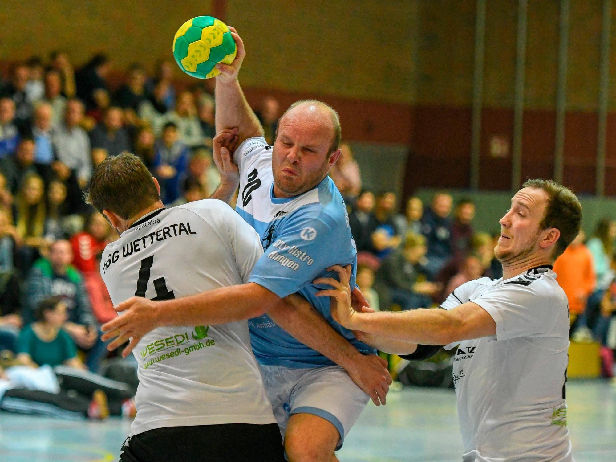 Handball-Bezirksoberliga: Marc Weller führt dritte Garnitur