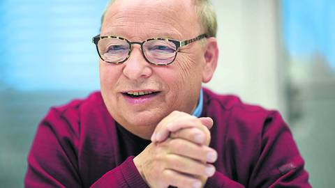 Hans-Joachim Heist engagiert sich in der Pfungstädter Kommunalpolitik. Er soll ehrenamtlicher Stadtrat werden. Archivfoto: André Hirtz