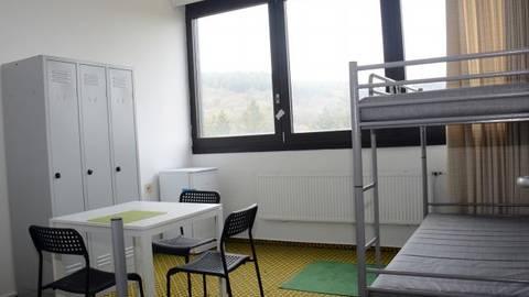 187 Flüchtlinge Leben Aktuell In Der Bad Schwalbacher Tannenwaldklinik