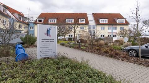 Das Seniorenzentrum in Stockstadt. Archivfoto: Vollformat/Robert Heiler