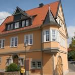In diesem prächtig sanierten alten Rathaus in der Dorfmitte tagt der Oberjosbacher Ortsbeirat. Archivfoto: Elmar Ferger
