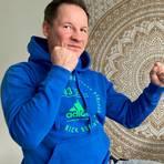 Sport in Corona-Zeiten: Noch können Sven Kirsten und seine Mitstreiter nur Online-Training anbieten. Foto: Christoph Buskies