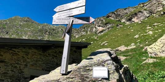 Wo geht es hin: in die Berge... Foto: Mischak