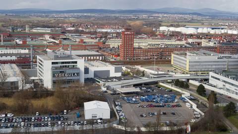 Opel-Areal mit Bahnstation Perlita Braquet/Justus Hamberger/Simon Rauh