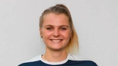 Laura Rodwald, die in dieser Saison auch in der Bundesliga Einsätze gesammelt hat. Archivfoto: Detlef Gottwald