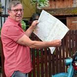 Hält am Plan fest: Karlheinz Weiß hofft, im nächsten Jahr den Moped-Trip durch die USA auf der Route 66 nachholen zu können. Fotos: Weil/Weiß/Archiv