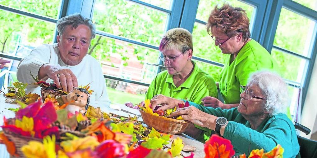 Demenz Wohngemeinschaft In Hofheim Geplant