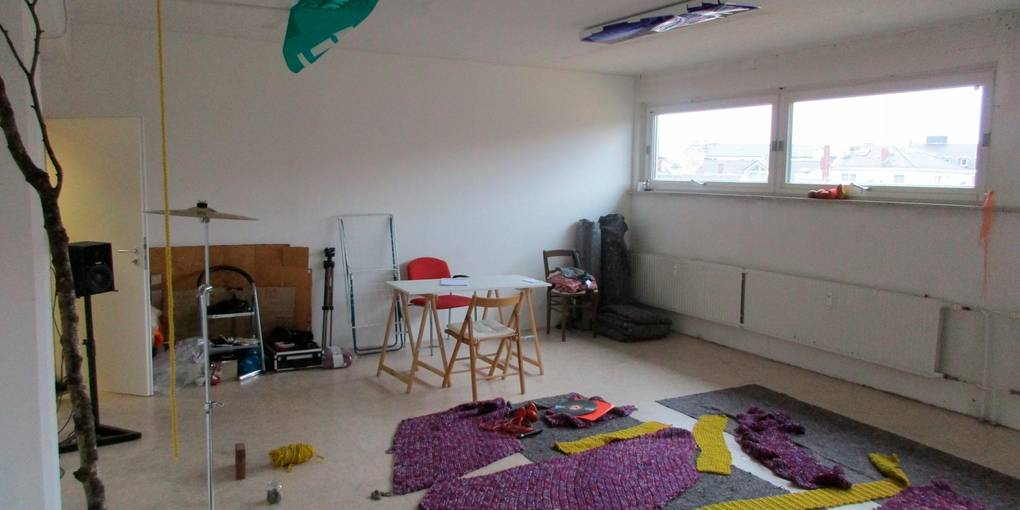 raumstation3539 vergibt geförderte Atelierflächen in Gießen