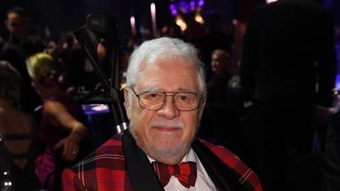Bill Ramsey im Februar 2018 bei der Verleihung der Goldenen Kamera in Hamburg. Archivfoto: dpa