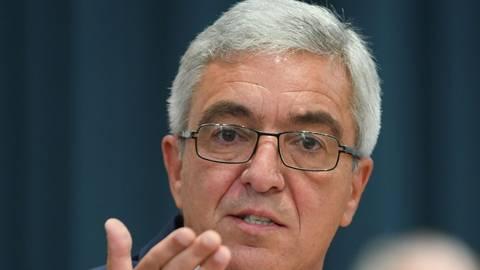 Der rheinland-pfälzische Innenminister Roger Lewentz. Archivfoto: dpa