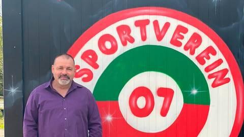 Neues Gesicht beim SV 07: Claudio Pascai ist der neue Trainer der Raunheimer A-Liga-Fußballer. Foto: SV Raunheim/Mokhtari