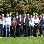 Zum sechsten Mal trafen sich Vertreter der Hochschule und Studenten mit den Kooperationspartnern aus der Wirtschaft.Foto: Hochschule  Foto: Hochschule