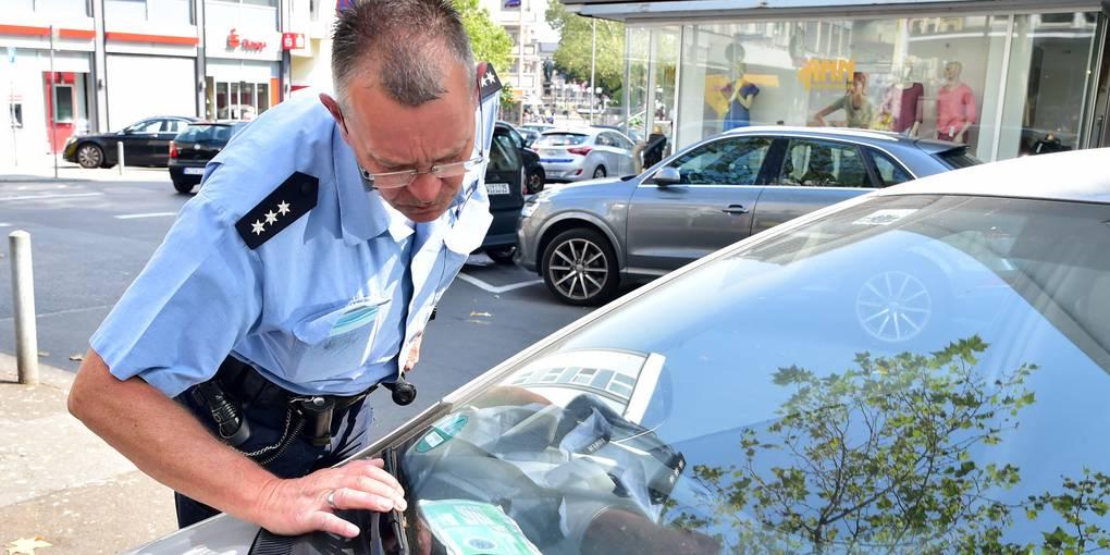 Verkehrspolizei Wiesbaden
