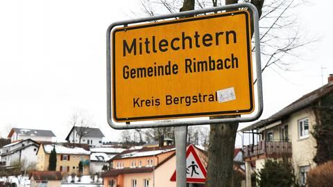 Weil sich im Rimbacher Ortsteil Mitlechtern keine Kandidaten für die Wahl zum Ortsbeirat finden konnten, fällt diese aus. Die Folge: Ab März gibt es das Gremium nicht mehr. Foto: Katja Gesche