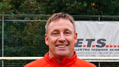 Niddas Claus Schäfer bleibt Trainer des Gruppenligisten SG Bruchköbel. Foto: sgb