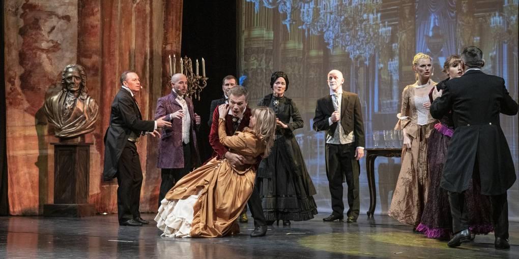 Phantom Der Oper Würzburg
