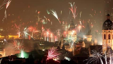 Die diesjährige Silvesternacht wird nicht nur in Mainz und anderen Städten anders verkaufen, als in früheren Jahren. Archivfoto: Sascha Kopp