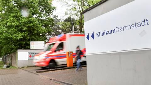 Das Klinikum in Darmstadt. Foto: Torsten Boor