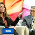 Melinda und Bill Gates werden künftig getrennte Wege gehen. Archivfoto: dpa